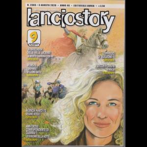 Lanciostory - n. 2365 - 3 agosto 2020 - settimanale di fumetti