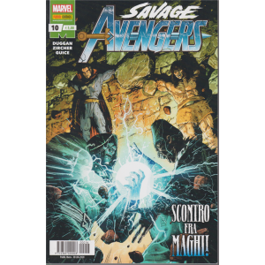 Avengers  - n. 10 - Scontro fra maghi! - mensile - 30 luglio 2020