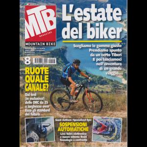 Mtb Magazine - n. 8 - mensile - agosto 2020