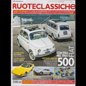 Ruote Classiche - n. 380 - mensile - agosto 2020