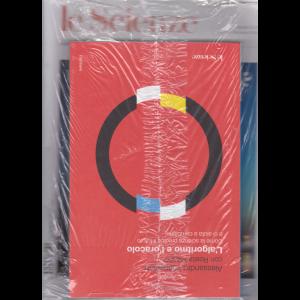 Le Scienze + Libro - L'algoritmo e l'oracolo - n. 624 - mensile - 1 agosto 2020 - rivista + libro