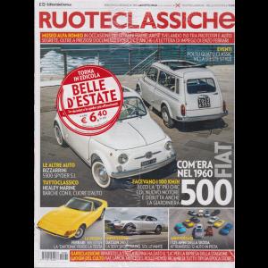 Ruoteclassiche - + Ruoteclassiche Belle d'estate - n. 380 - mensile - agosto 2020 - 2 riviste
