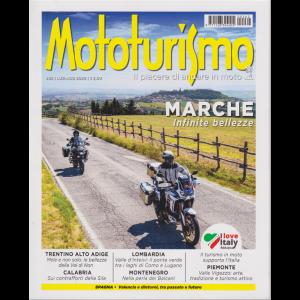 Mototurismo - n. 262 - luglio - agosto 2020 - bimestrale