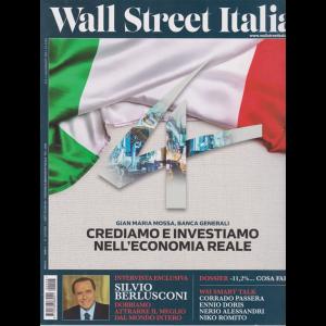 Wall Street Italia - n. 8 - mensile - luglio - agosto 2020