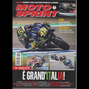 Motosprint - n. 30 - 28 luglio - 3 agosto 2020 - settimanale