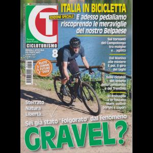 Cicloturismo - n. 8 - mensile - agosto 2020