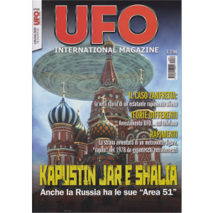 Ufo International Magazine - n. 88 - luglio - agosto 2020 - mensile