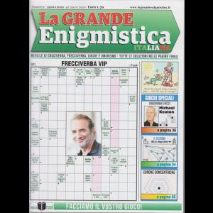 La grande enigmistica italiana - n. 2 - agosto 2020 - mensile