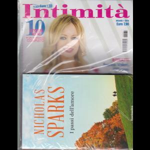 Intimita' + il libro di Nicholas Sparks - I passi dell'amore - n. 31 - settimanale - 5 agosto 2020