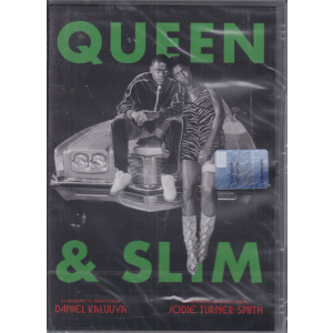 I Dvd di Sorrisi Collection  3- n. 8 - Queen & Slim - settimanale - agosto 2020 - seconda uscita