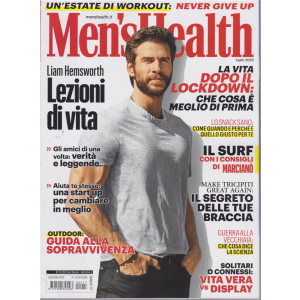 Men's Health - n. 217 - luglio 2020 - mensile
