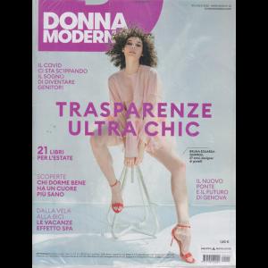 Donna Moderna - n. 33 - 30 luglio 2020 - settimanale