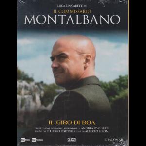 Luca Zingaretti in Il commissario Montalbano - Il giro di boa - n. 21 - settimanale - 4/8/2020 -