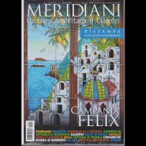 Gli Speciali di Meridiani - Costiera Amalfitana e Cilento - n. 13 - agosto 2020 - bimestrale
