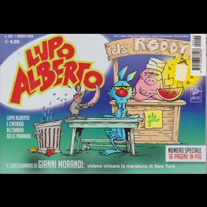 Lupo Alberto - n. 422 - 1 agosto 2020 -Lupo Alberto e l'intrigo all'ombra delle Piramidi -  mensile -