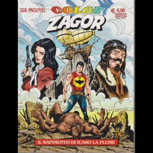 Zagor Speciale Color - Il Rapimento di Icaro La Plume - n. 11 - agosto 2020 - semestrale - 128 pagine!