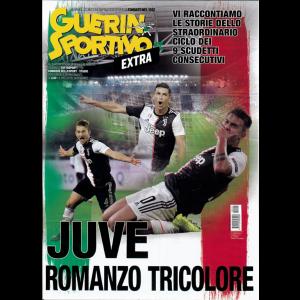 Guerin Sportivo Extra - JUVE: romanzo tricolore in edicola dal 5 Agosto 2020