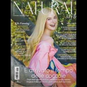 Natural Style - n. 206 - mensile- agosto 2020