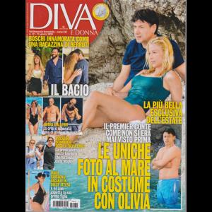Diva e Donna  - n. 32 - settimanale femminile - 11 agosto 2020