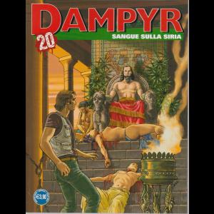 Dampyr - Sangue sulla Siria - mensile - n. 245 -  5 agosto 2020