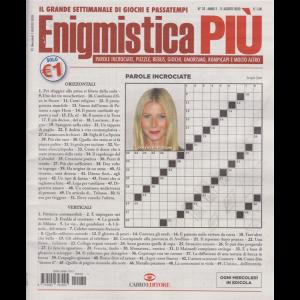 Enigmistica Piu' - n. 32 - 11 agosto 2020 - settimanale