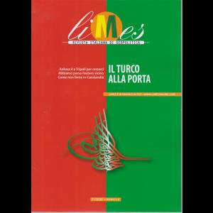 Limes - Il Turco alla porta - n. 7 - mensile - 2020