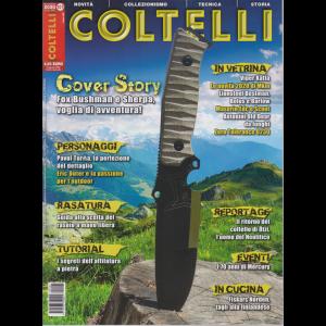 Coltelli - n. 101 - bimestrale - agosto - settembre 2020
