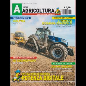 A come Agricoltura - n. 77 - agosto 2020 - mensile