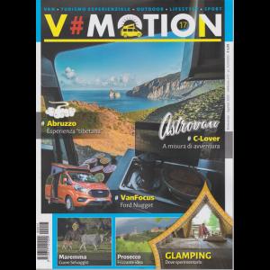 V # Motion - n. 17 - bimestrale- agosto - settembre 2020
