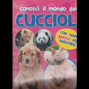 The Best Stickers - Conosci il mondo dei cuccioli - n. 2 - mensile - 27/7/2020 -