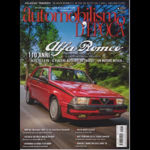 Automobilismo d'Epoca - n. 8 - mensile - luglio - agosto 2020