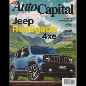Auto Capital - Agosto/Settembre 2020 - n. 9 - mensile -