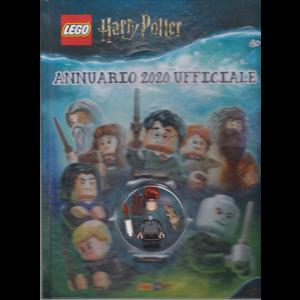Panini Magic - Lego Harry Potter - Annuario 2020 ufficiale - n. 18 - bimestrale - 7 agosto 2020 - copertina rigida