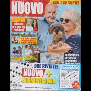 Settimanale Nuovo + Enigmistica Mia - n. 32 - 12 agosto 2020 - 2 riviste