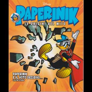 Paperinik - Paperinik e il voto decisivo----e altre storie - n. 50 - settimanale
