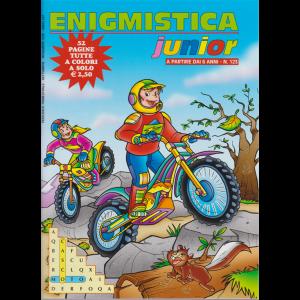 Enigmistica Junior - n. 123 - trimestrale - settembre - novembre 2020 - 52 pagine tutte a colori