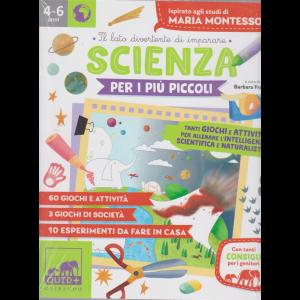 Scienza per i più piccoli - 4-6 anni - n. 4/2020 - mensile -