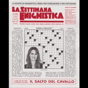 La Settimana Enigmistica - n. 4611 - 6/8/2020 - settimanale