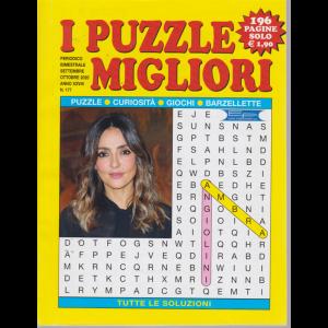 I puzzle migliori - n. 177 - bimestrale - settembre - ottobre 2020 - 196 pagine