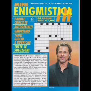Mini Enigmistica In - n. 102 - bimestrale - settembre - ottobre 2020 - 68 pagine