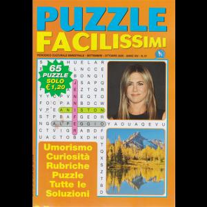 Puzzle Facilissimi - n. 81 - bimestrale - settembre - ottobre 2020 - 65 puzzle