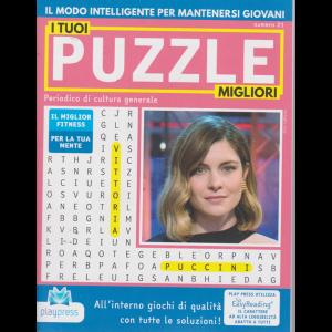 I tuoi puzzle migliori - n. 21 - 5/8/2020 - bimestrale
