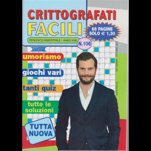 Crittografati Facili - n. 106 - bimestrale - settembre - ottobre 2020 - 68 pagine
