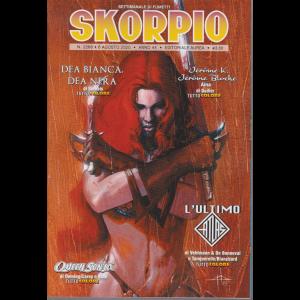Skorpio - n. 2266 - 6 agosto 2020 - settimanale di fumetti