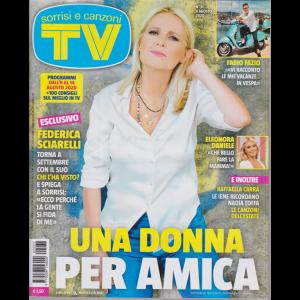 Sorrisi e  Canzoni Tv - n. 31 - 4 agosto 2020 - settimanale