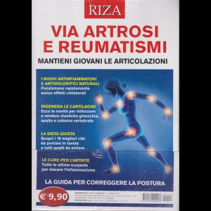 Curarsi mangiando - Via artrosi e reumatismi - n. 144 - agosto 2020