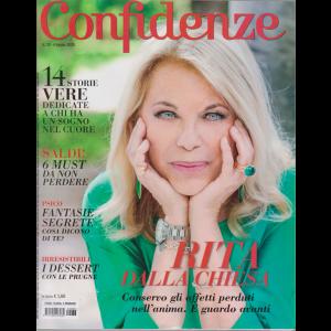 Confidenze - n. 33 - 4 agosto 2020 - settimanale