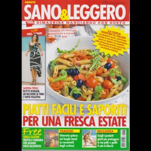 Sano & Leggero - n. 8 - agosto 2020 - mensile