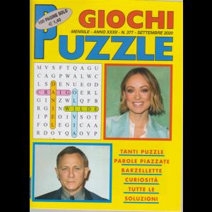 Giochi Puzzle - n. 377 - mensile - settembre 2020 - 100 pagine