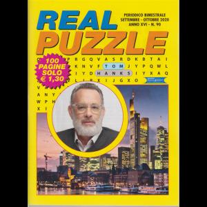 Real Puzzle - n. 90 - bimestrale - settembre - ottobre 2020 - 100 pagine